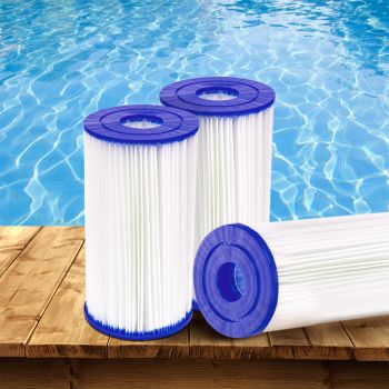 Bestway 6X Filter Cartridge For Above Ground Swimming Pool 2500GPH Filter Pump