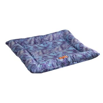 PaWz Pet Summer Cooling Mat Gel Bed Pad Non-Toxic L in Pine Pattern