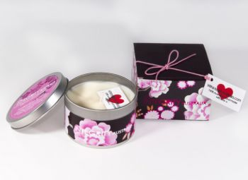 Frankincense Scented Soy Wax Candle