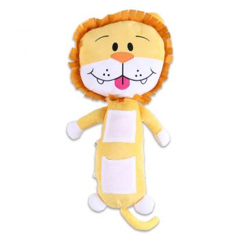 Universal Seat Belt Comforter For Kids | Lion Design