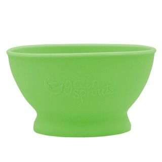 Feeding Bowl-Green-6mo+