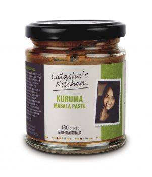 Korma Masala Paste (Concentrate)