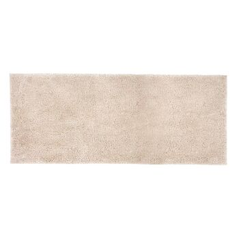 Microplush Bath Runner 50 x 140cm Buff