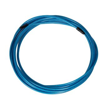 GND Skipping Rope Replacement Rope // 3mm Blue