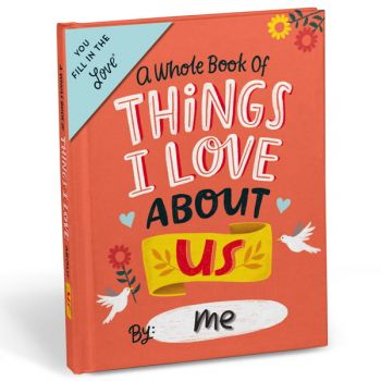 Love Book-About Us