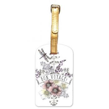 Luggage Tag-Dragonfly