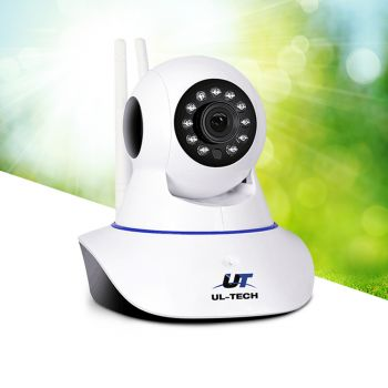 ULtech Wireless IP Camera CCTV Security System Home Monitor 1080P HD WIFI