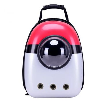 Pet Carrier Backpack Astronaut Space Capsule Cat Travel Crate Cage