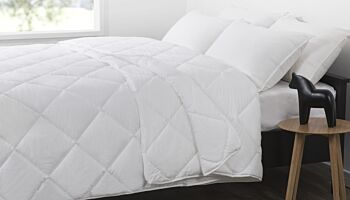 Dreamaker All Season Thermaloft 2 In 1 Quilt - Double Bed