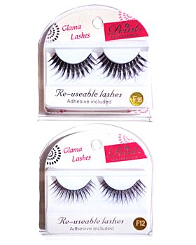 Eyelashes- Ex long & Ex Thick Re-usable