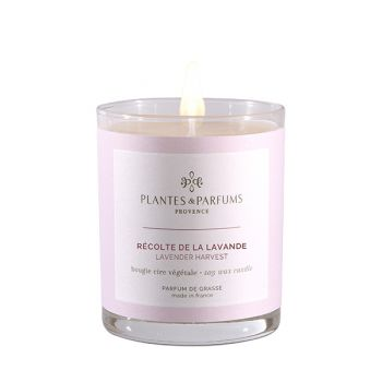 180g/6.34 oz Perfumed Hand Poured Candle - Lavender