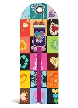 Bookjig Ribbon Bookmarks Quilted Love