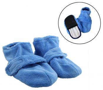 ObboMed Microwavable Moist heat therapy Moist Heat Socks, feet pain Relief, Feet Heating Pads Foot Warmer