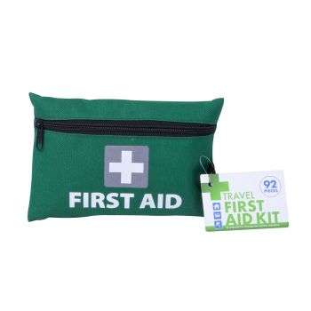 92 Piece Essential Emergency First Aid Kit ARTG Registered Australia