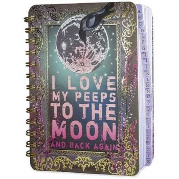 Address Book-Moon and Back