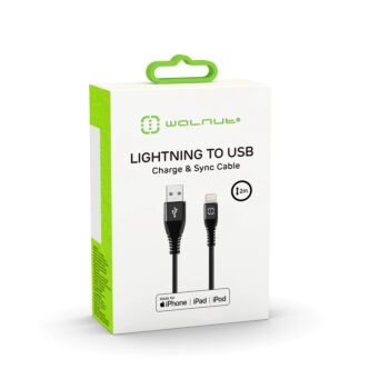 Lightning to USB Cable Black
