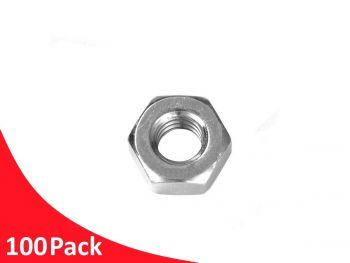 Hex Nut M6 RHT G316 Stainless Steel