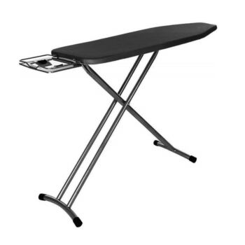 Dolphy Folding Ironing Board - Black