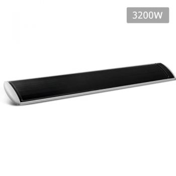 Devanti 3200W Slimline Infared Heater Panel