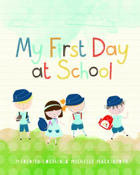Books - WHB Books - My First Day at School