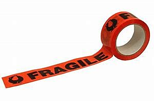 48Mm X 66M Fragile Tape (Warehouse Use)