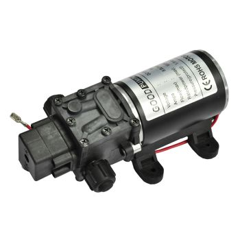 12V 8Lpm Self-Priming High Pressure Water Pump Caravan Camping Tool