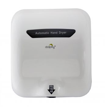 Dolphy Automatic European Style Hand Dryer 1800W - White