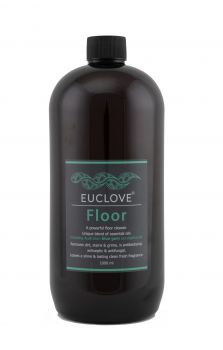 Euclove Floor Cleaner 1 litre refill Carton of 3 pieces