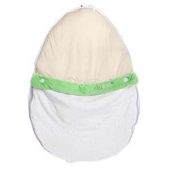 Chibebe Pod Warmer - Lime & Snow