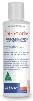 VIRBAC EPISOOTHE CONDITIONER 237ML