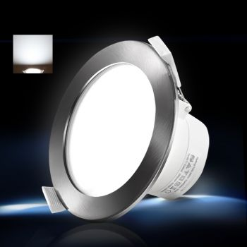 20 x LUMEY LED Downlight Kit Ceiling Light Bathroom Dimmable Daylight White 12W
