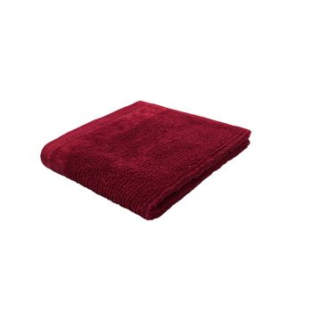 Costa Cotton Face Washer 33x33cm Raspberry